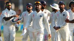 विराट कोहली और टीम इंडिया