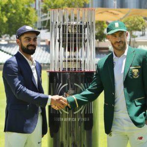 IND vs SA test Series 2019